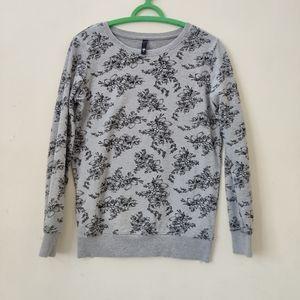 Max sweatshirt grey XS uk 8